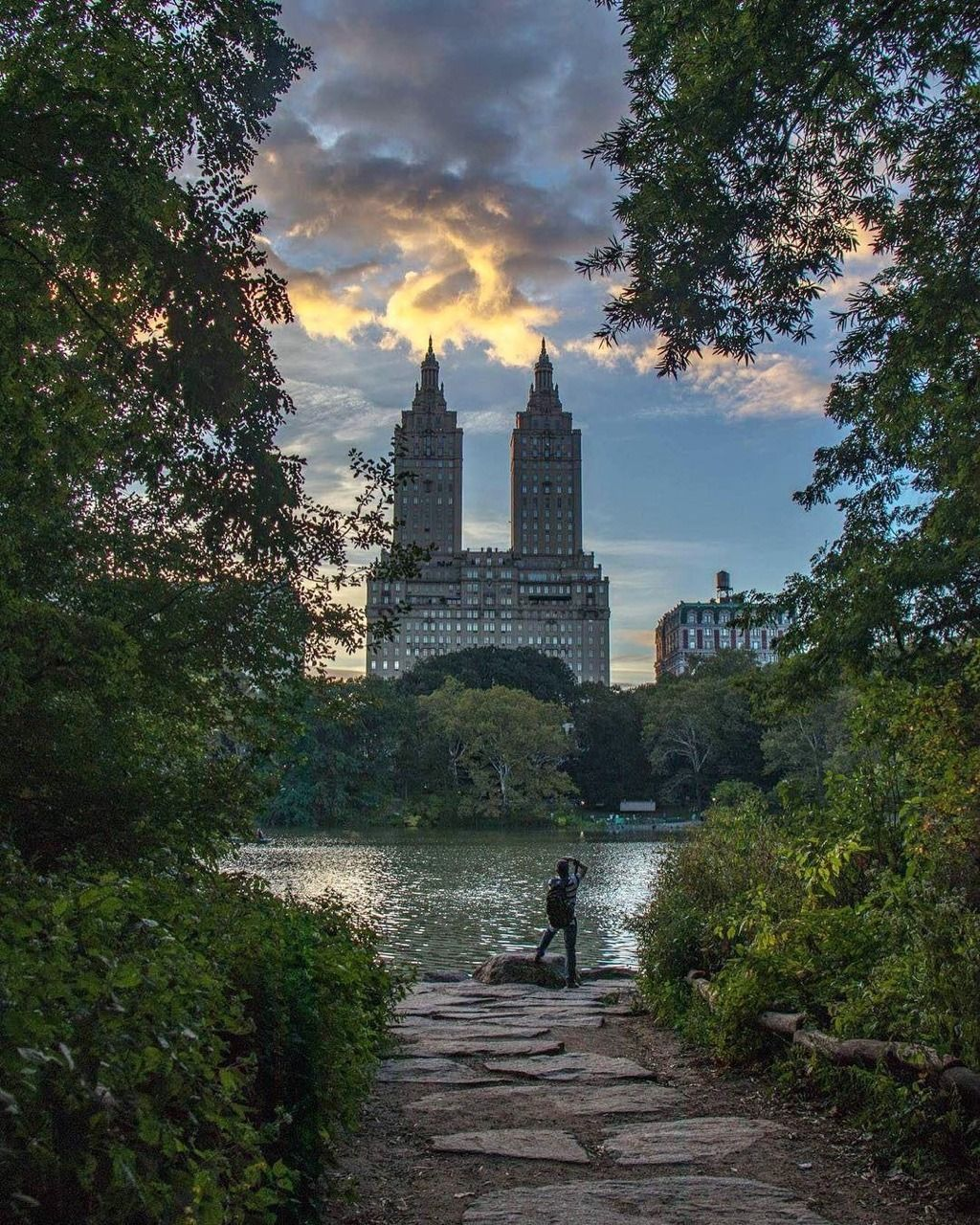 Central Park Apartments New York: San Remo Apartments By Kelly Kopp