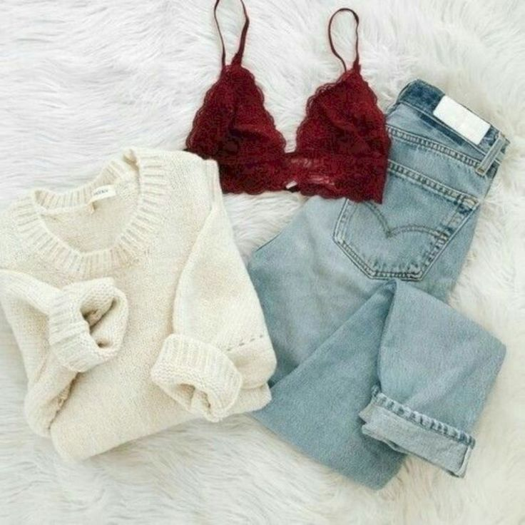 36 Winterschul-Outfits mit Jeans als Inspiration für Teenager - pinentry.diyandhome.top #winteroutfits
