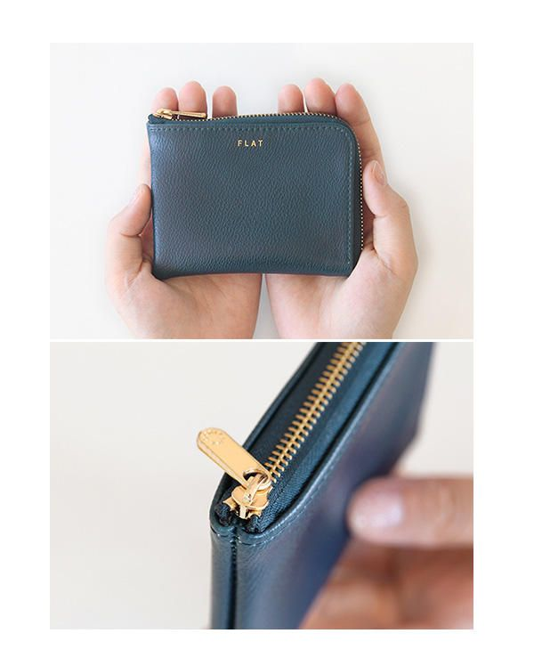 A faux leather wallet from Yesstyle.com