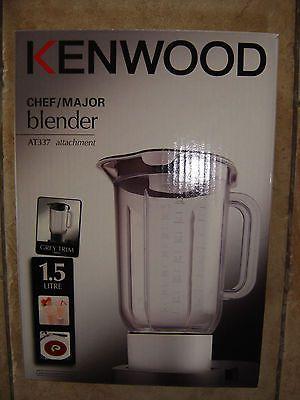 Kenwood Mixer Blender AT337 Chef/Majorsparen25 , sparen25de - silver crest küchenmaschine
