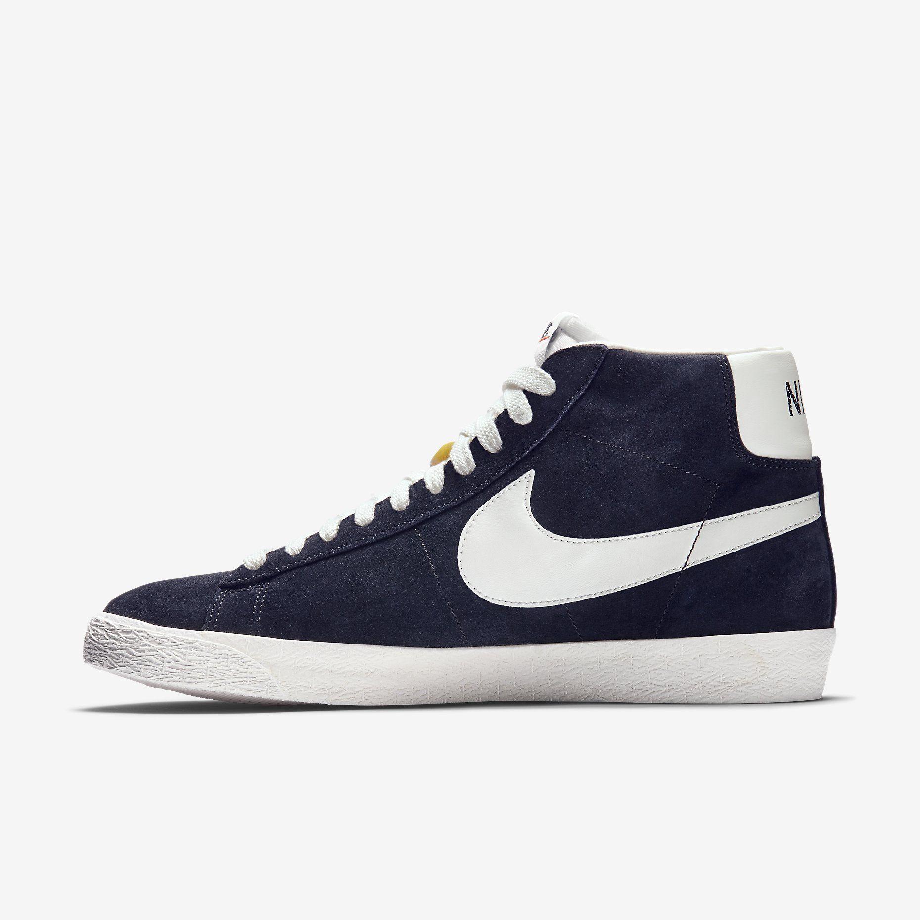 Nike Blazer High Vintage ND Men's Shoe. Nike Store | Shoes ...