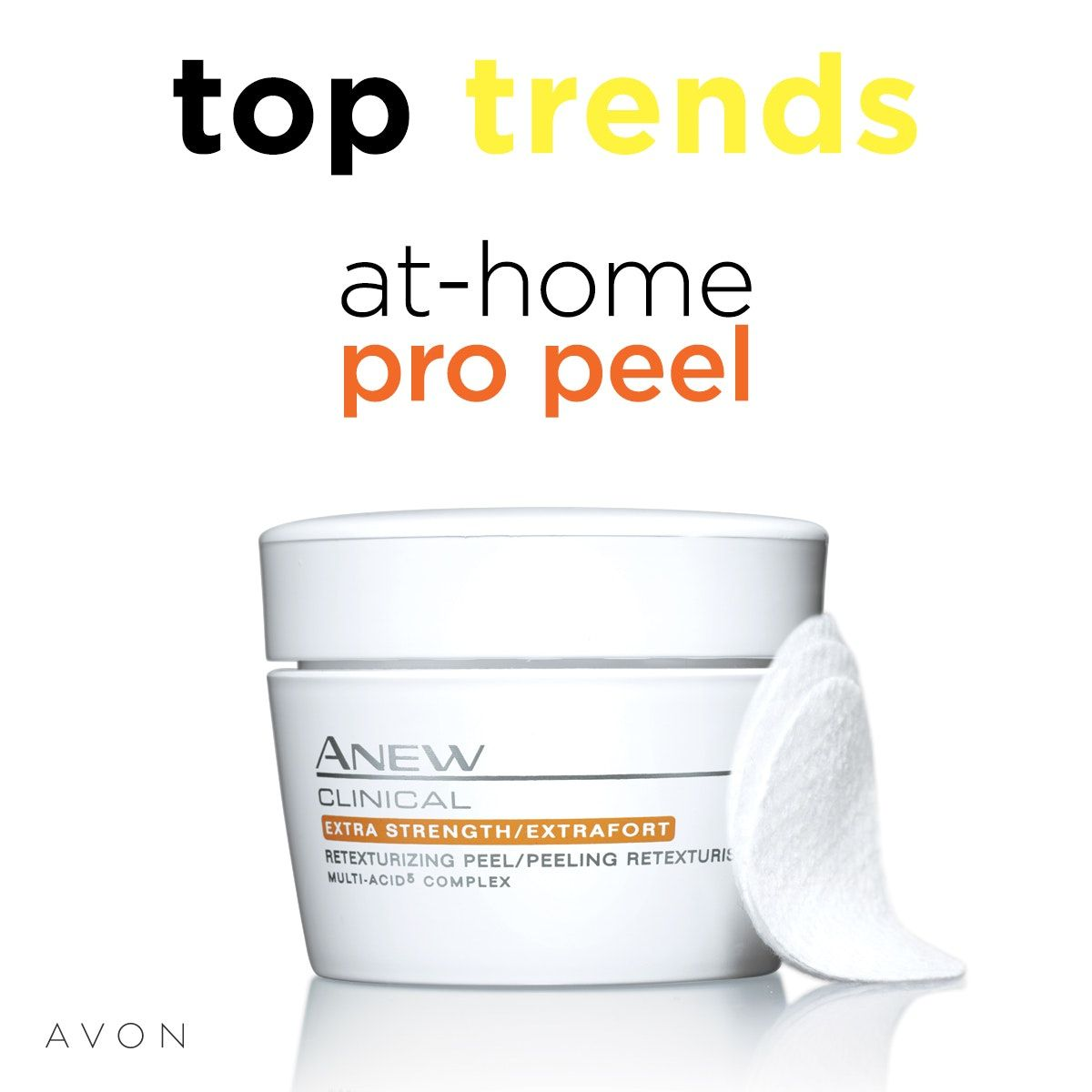 Salon Results At Home Nothing Beats Skin Care Products From Avon Shop My Store Avon Skincare Beauty Fashion Avonlady Anew Clinical Avon Skin Care Avon
