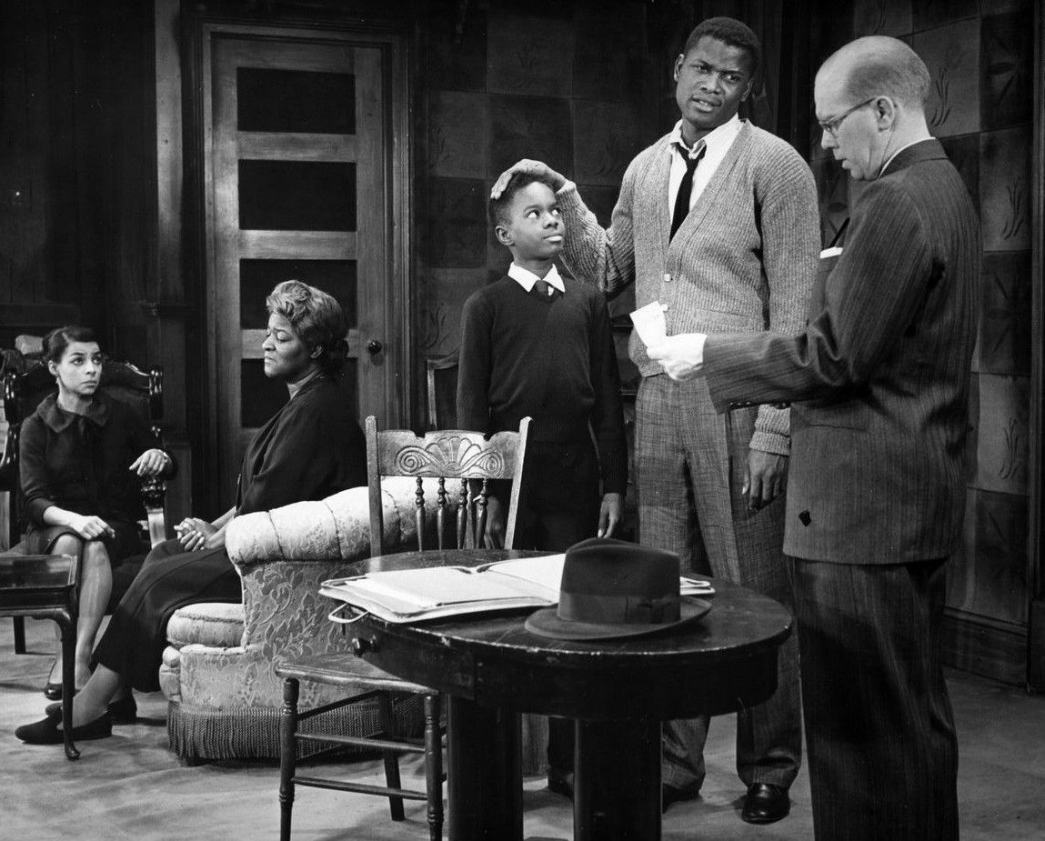 a raisin in the sun lena Written in 1959 by lorraine hansberry, a raisin in the sun has  chike johnson  as walter lee younger, and kim staunton as lena younger.