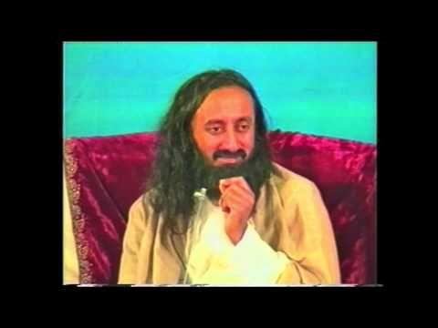Patanjali Yoga Sutras : Discipline & The 3 Types of Happiness - Sri Sri Ravi Shankar
