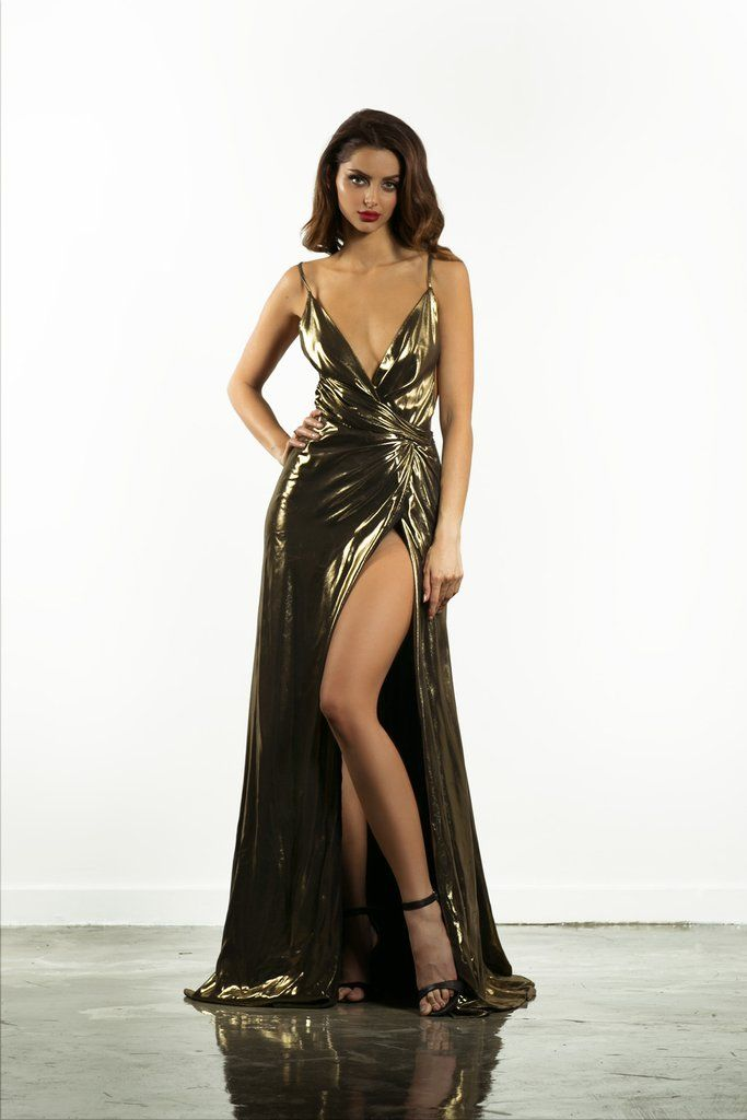6f7b82a76 Hermione Michael Costello, Types Of Dresses, Good Hair Day, Hermione, Metallic  Clothing