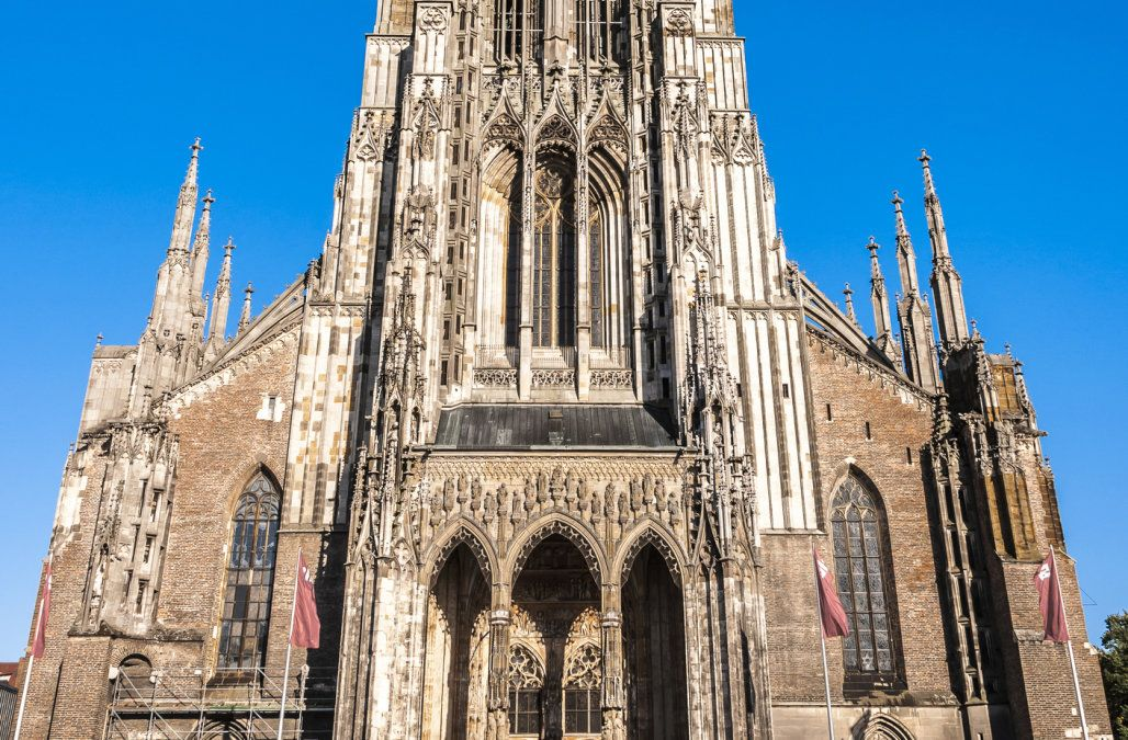 Disgusting reason why the world's tallest church is eroding
