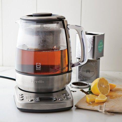 Breville One Touch Tea Maker Tea Maker Tea Brewing Tea
