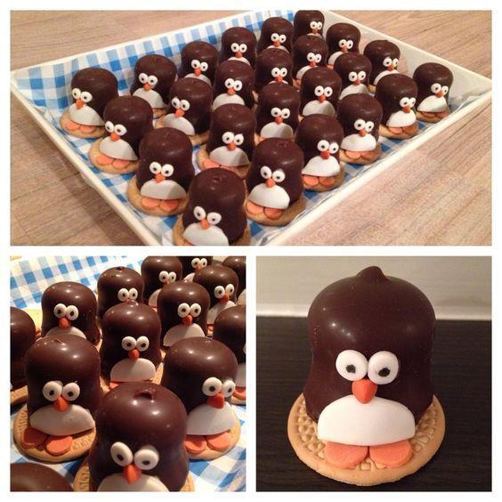 Pinguïn traktatie met negerzoenen (missgefreubel) #festmad