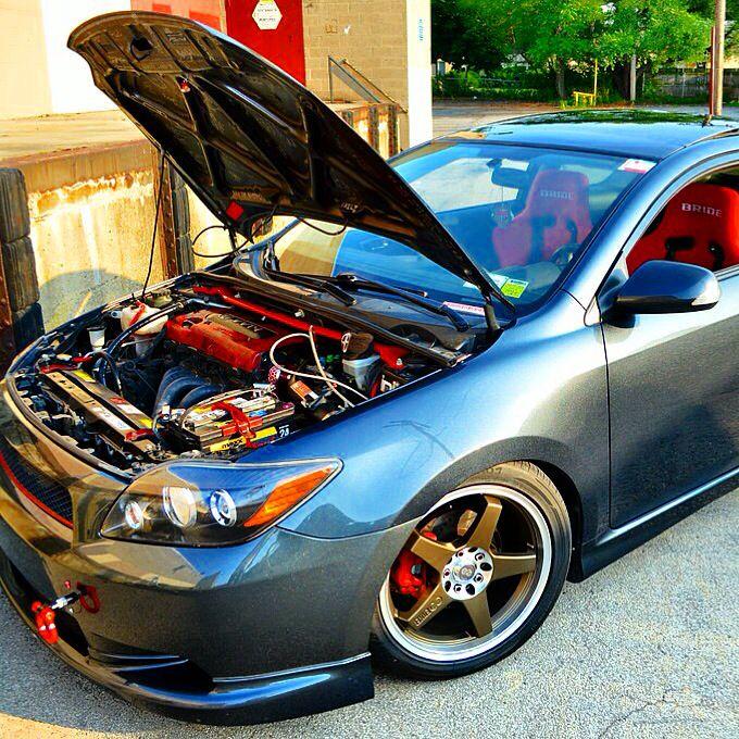 2006 Scion Tc, Toyota Scion Tc