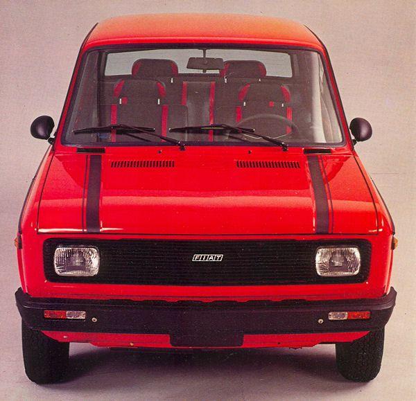 Fiat 128 Serie 2 Fiat 128 Fiat Fiat Abarth