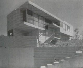 Rudolf Schindler - NCMH Modernist Masters Galeri