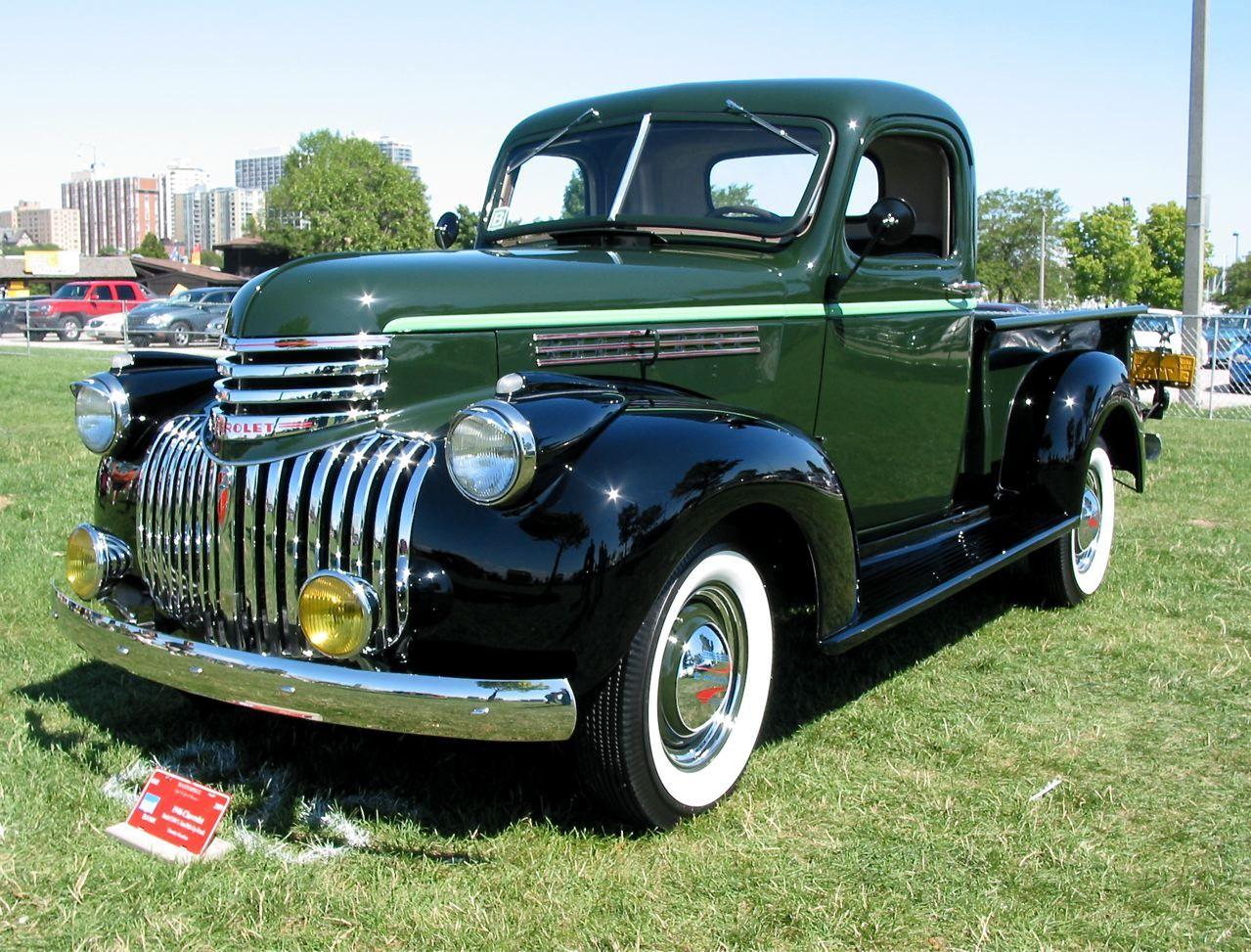 46 Chevrolet Truck Great Color Combo Sealingsandexpungements Com