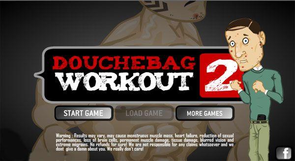 Pin On Douchebag Workout