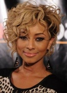 Short Curly Hairstyles For Heart Shaped Faces 1 Hair Styles I Like