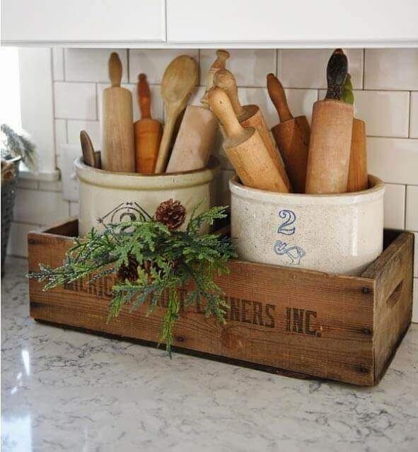 Inexpensive Kitchen Storage Ideas: 36 Inexpensive Kitchen Storage Ideas For A Tidy Kitchen