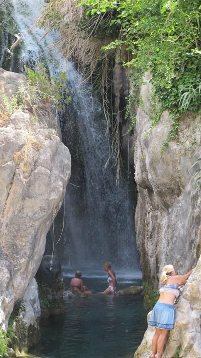 The Fuentes del Algar will take your breath away in more ways than one. The natural waterfalls and pools which are picture-postcard perfect.