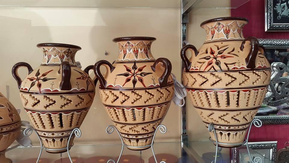 L\'artisanat Algérien | vaisselle & ustensiles de cuisine berber ...