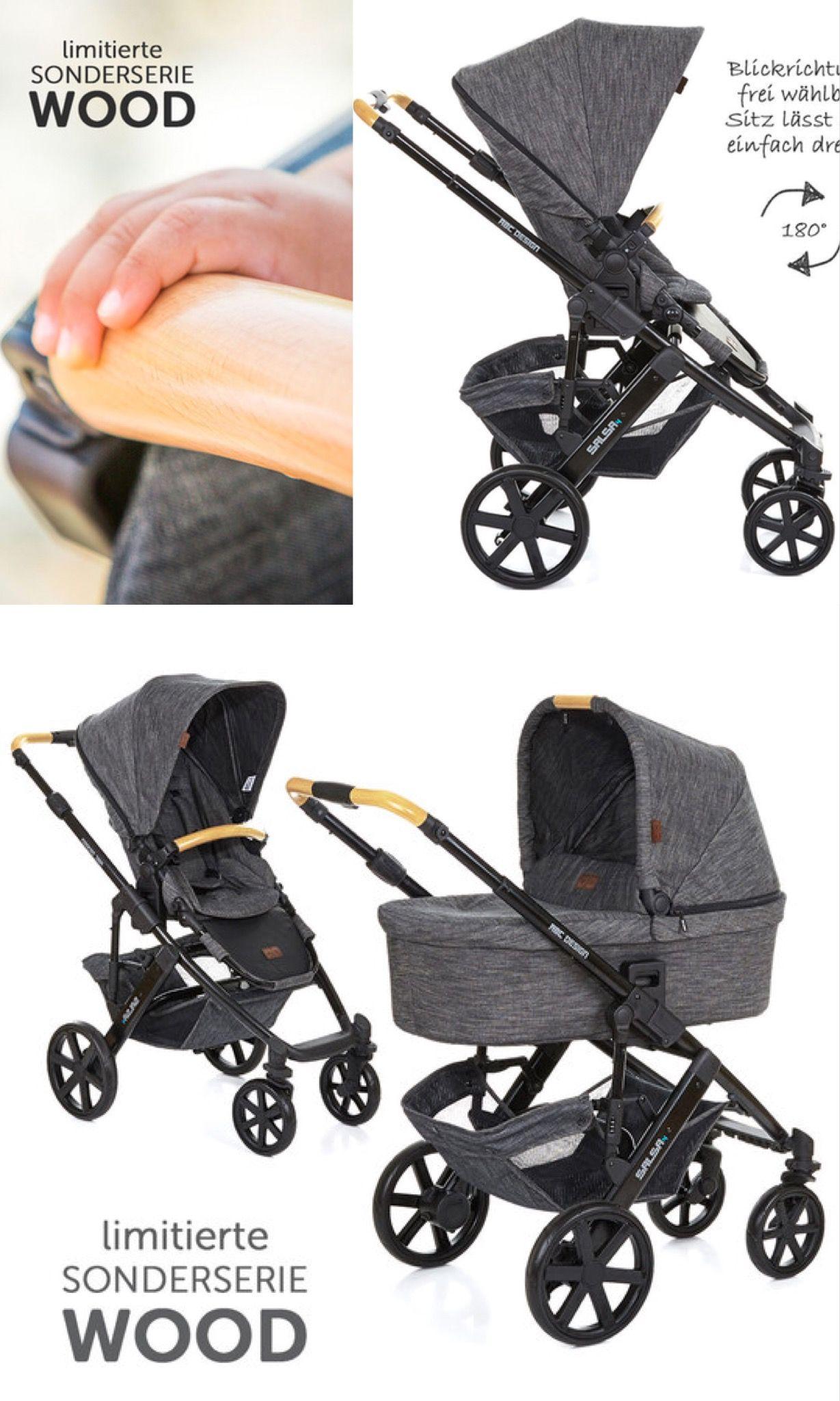 Abc Design Kombi Kinderwagen Salsa 4 Inkl Tragewanne