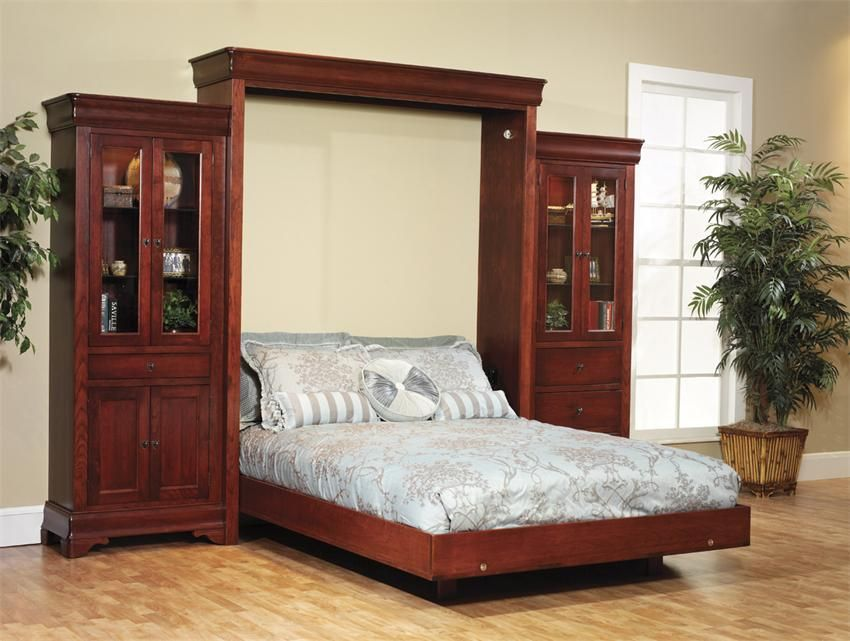 Looking For A Wall Bed Or Murphy Check Out Our Stylish Louis Philippe Solid