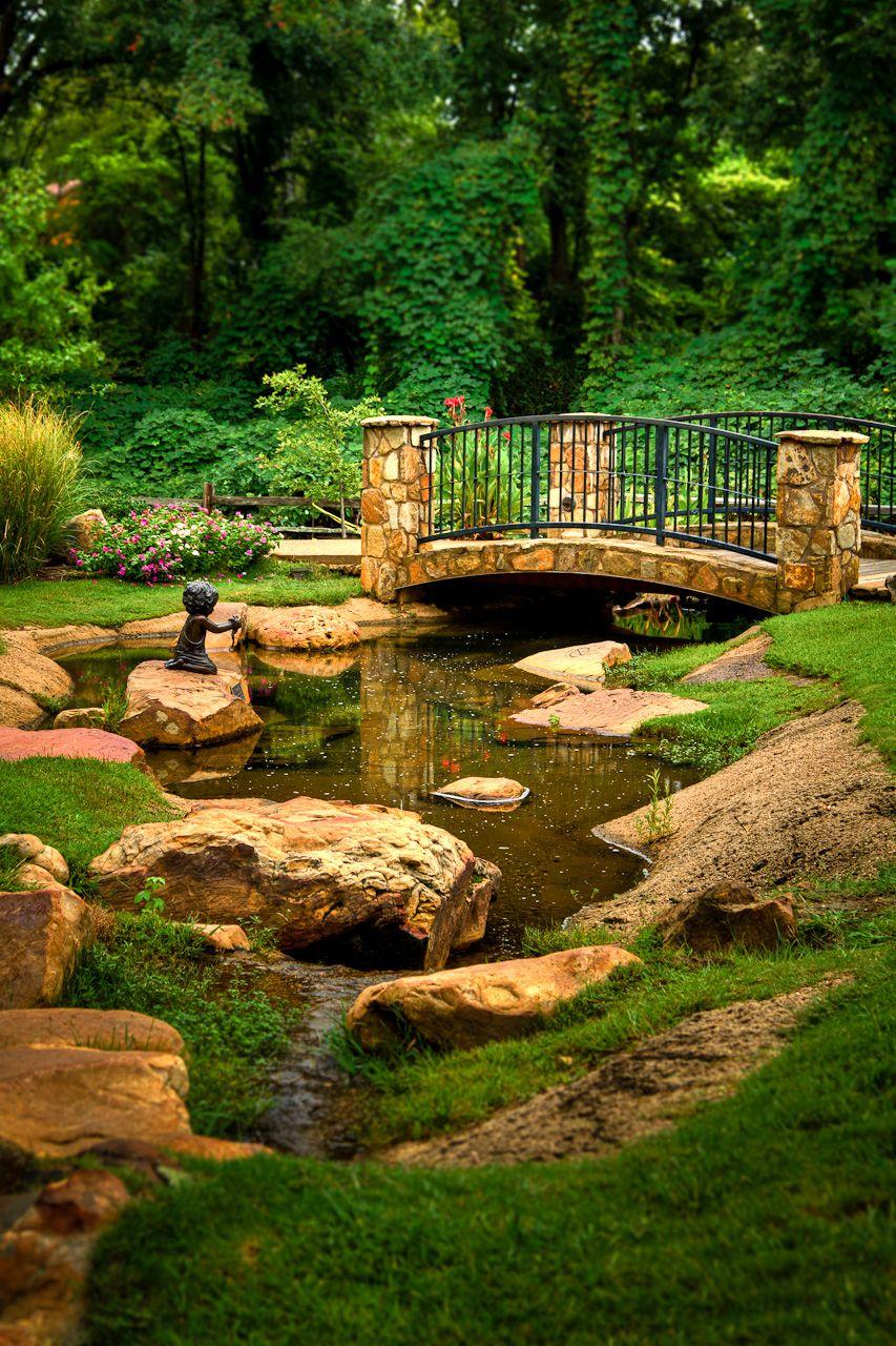The Children S Park In Tyler Texas Photo C Ian Aberle Ianaberle Com Landscape Children Park Forest Landscape