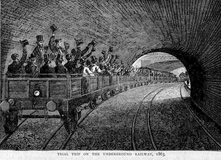 underground railways - Google Search