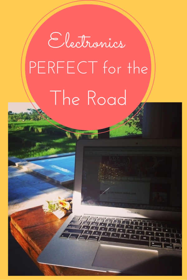 Electronics Perfect for a Life on theRoad - With Husband in Tow - Adventures in Food