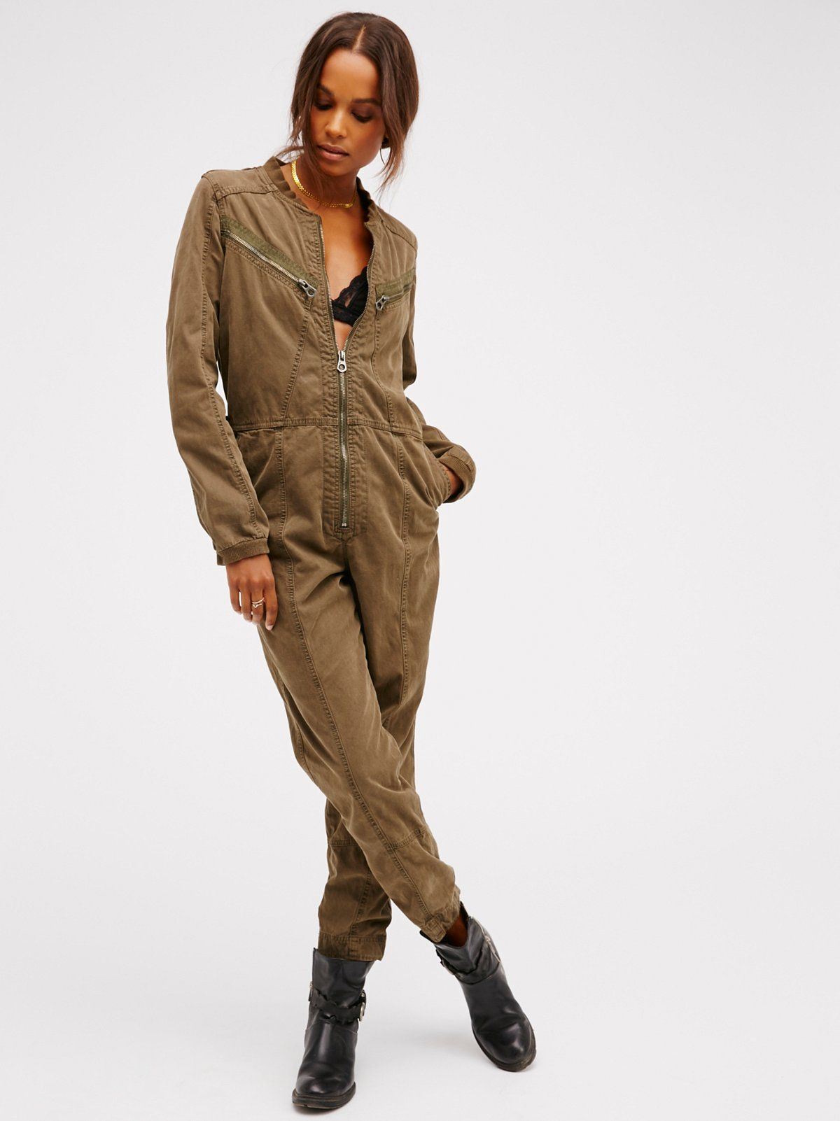 Pin By Thebigbadwolf On High Altitude Jumpsuit Clothes Boiler Suit