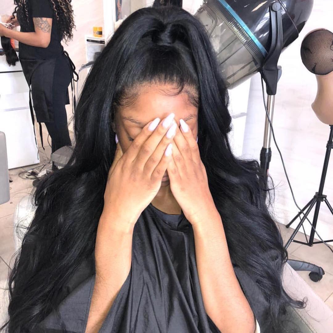 Pin by lekbira altenor on hair pinterest hair inspo black girls