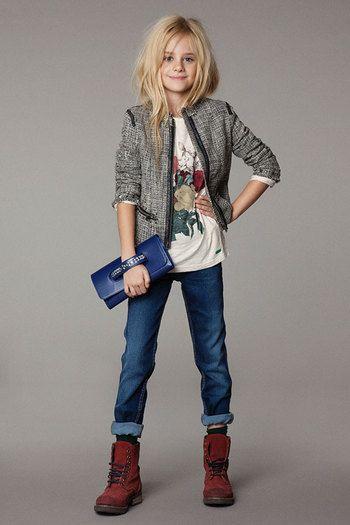 Trends  Girl Winter Ah15  Avril Junior  Pinterest -5958