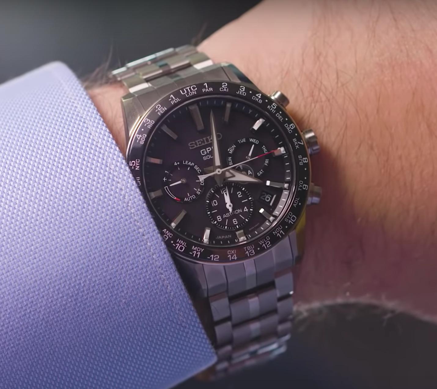 1fa635144 Seiko - Astron - SSH003J1   Ultimate Watches   Seiko, Watches ...