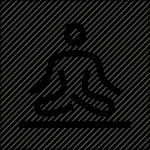Body Human Lotus Man Meditation Pose Yoga Icon Download On Iconfinder Icon Human Poses Poses