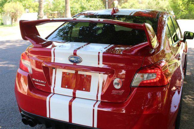 2015 Subaru Wrx Esx Red Dragon Edition Up For Sale On Ebay Us 42 995 2015 Esx Red Dragon Edition 355 Horsepower Used Turbo 2015 Subaru Wrx Subaru Wrx Subaru