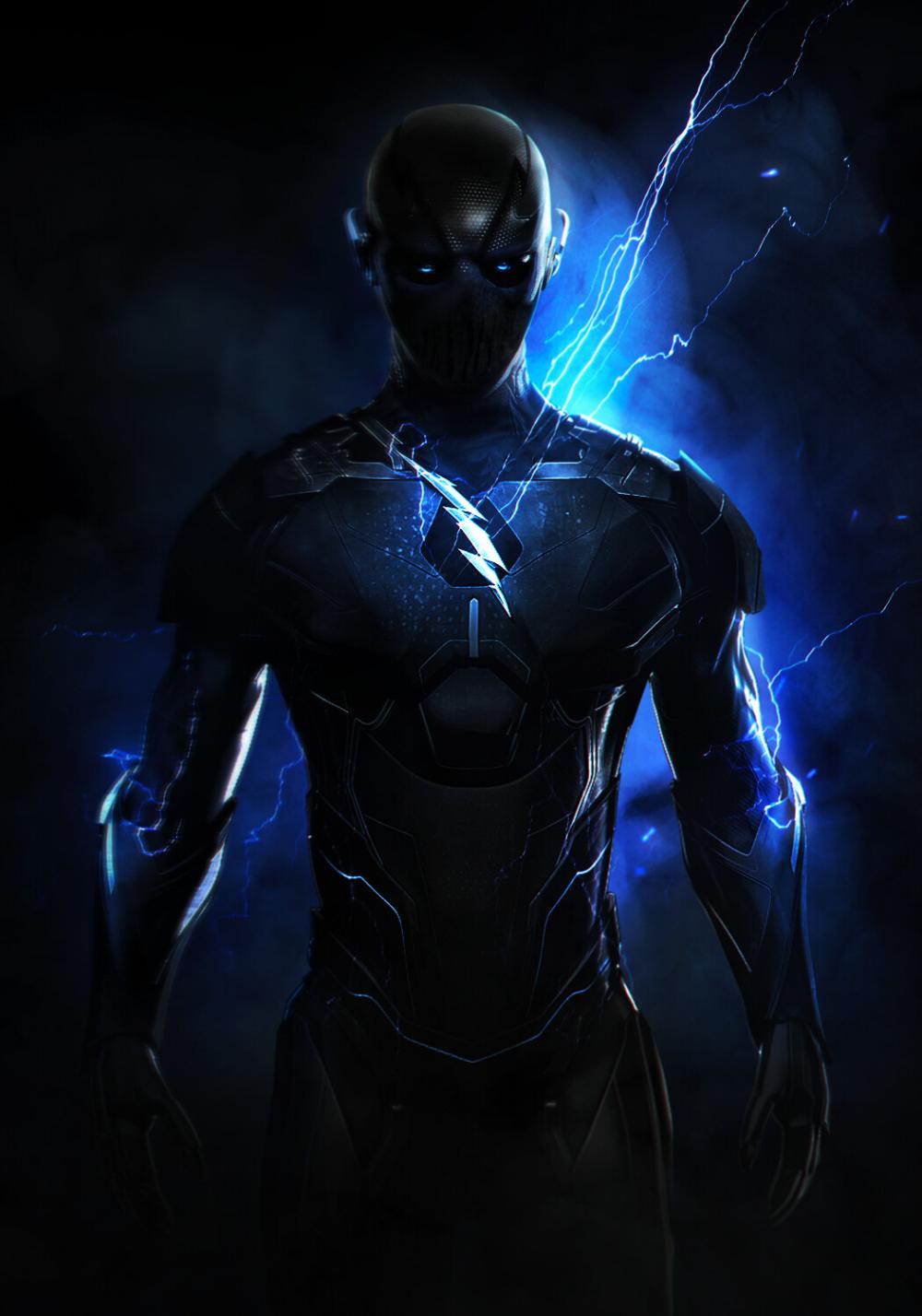 Artstation Cyber Speedsters Flash Reverse Flash And Zoom Mizuri Official In 2020 Flash Wallpaper Zoom Dc Comics Superhero Wallpaper