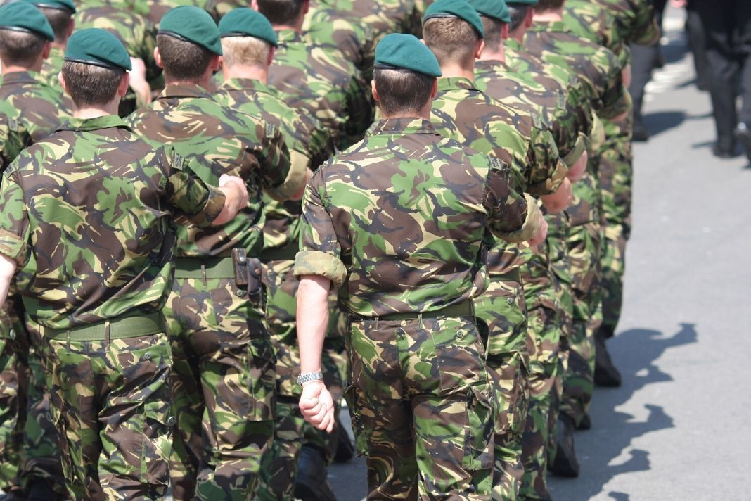 Career Guide On How To Become A Green Beret Green Beret Royal Marine Commando Royal Marines