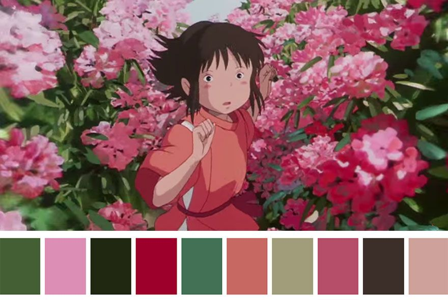 Spirited Away (2001) Dir. Hayao Miyazaki