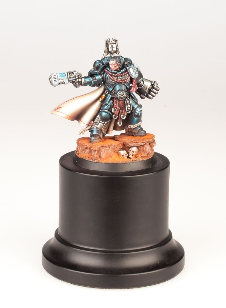 Study Room 40000: Warhammer 40,000 Single Miniature