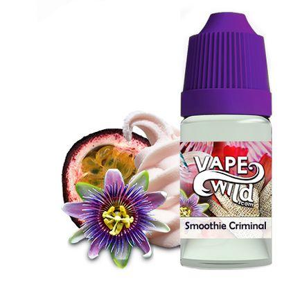 Smoothie Criminal e-Juice. Passion FlowerJuice ...