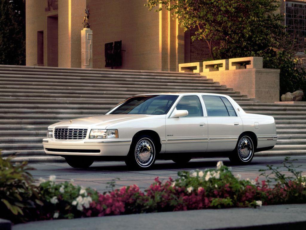 hight resolution of cadillac deville d elegance 1997 99