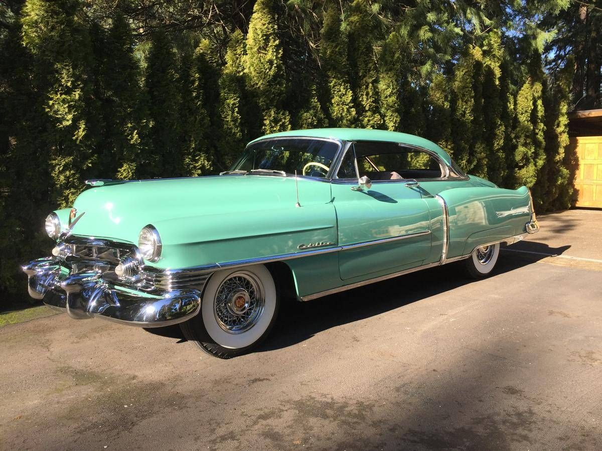 1950 Cadillac Coupe Deville For Sale 1916929 Hemmings Motor News 1951