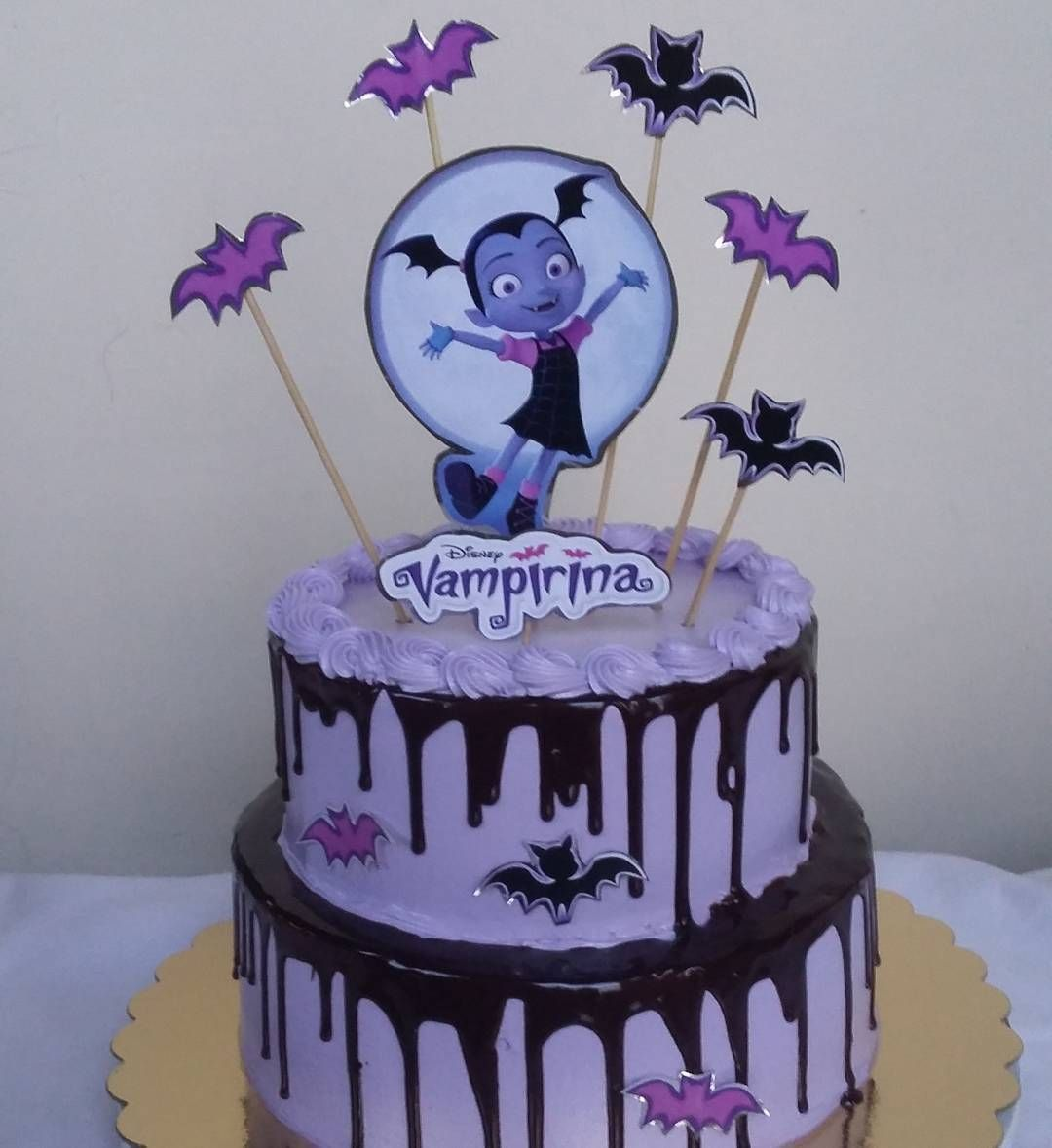 Image Result For Vampirina Birthday Cake