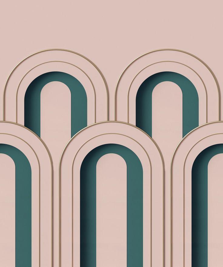 3d Design Bedroom Art Deco: Art Deco Design, Modern Art Deco, Art Deco