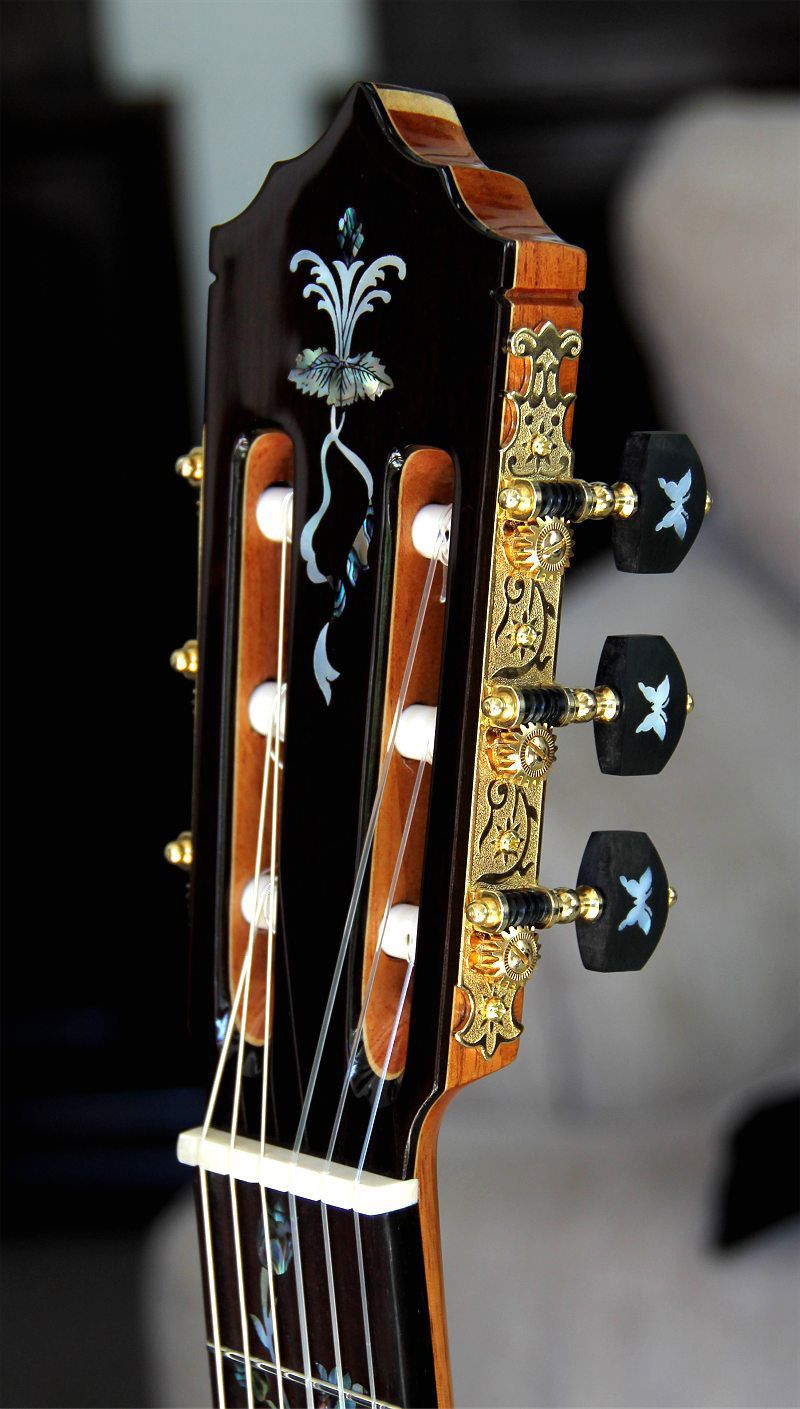 ziricote back and sides curly sinker redwood top concert classical guitar guitar dreams in. Black Bedroom Furniture Sets. Home Design Ideas