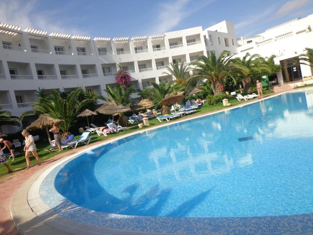 Hotel Dar El Olf Hammamet Tunisie 4 Etoiles Voir 405 Avis