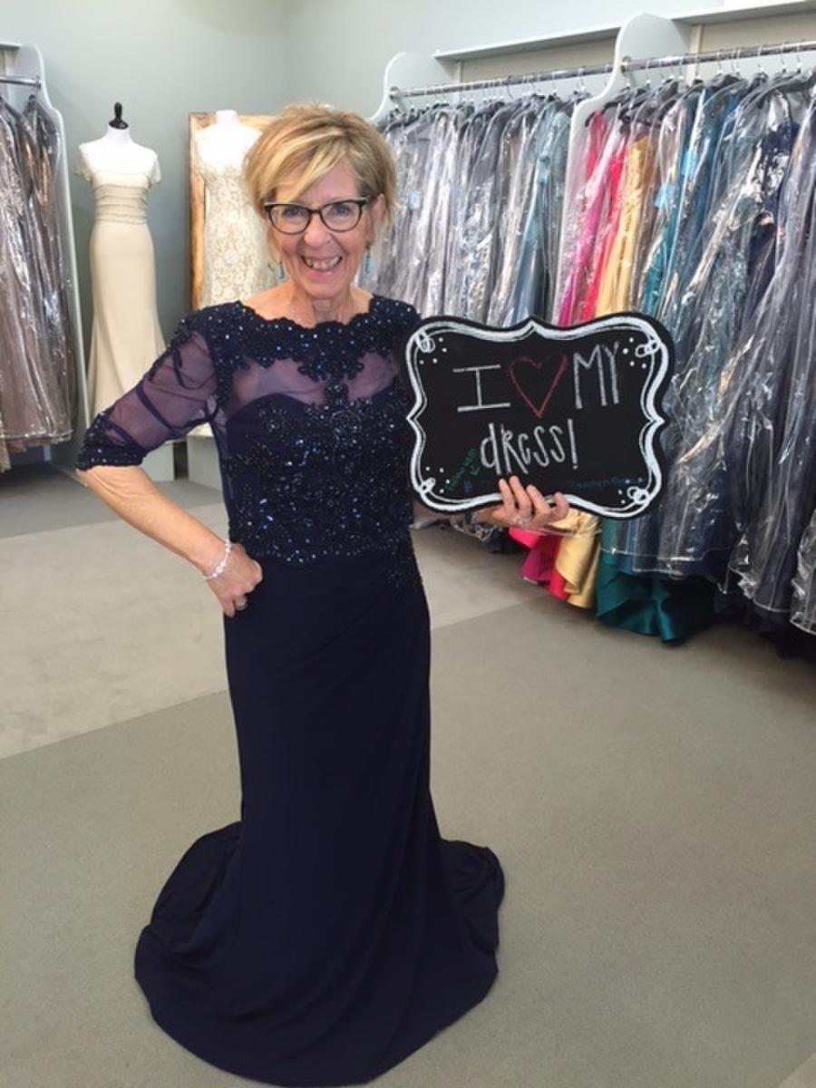 569504e2655 Pin by T. Carolyn Fashions on I Found MY Dress!!!