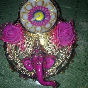 Decorative 3d Diya rangoli/ diwali decoration / home decore