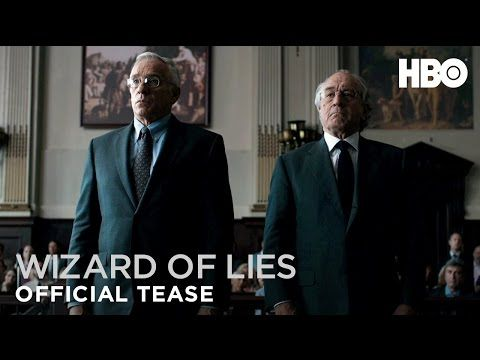 The Wizard of Lies (2017) - Teaser - Robert De Niro | Drámy | Trailery