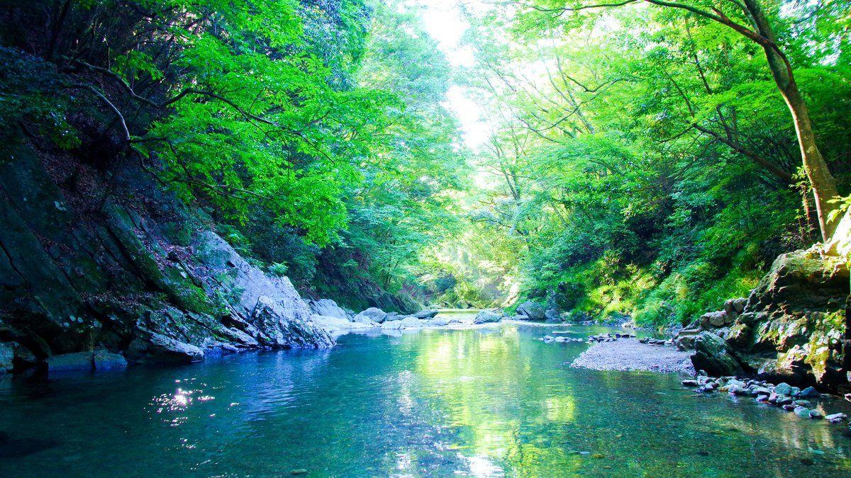 30秒ですぐ絶景 埼玉の秘境 三波渓谷 で出会った神秘的な景色 Trip Editor 景色 美しい風景 神秘的な場所