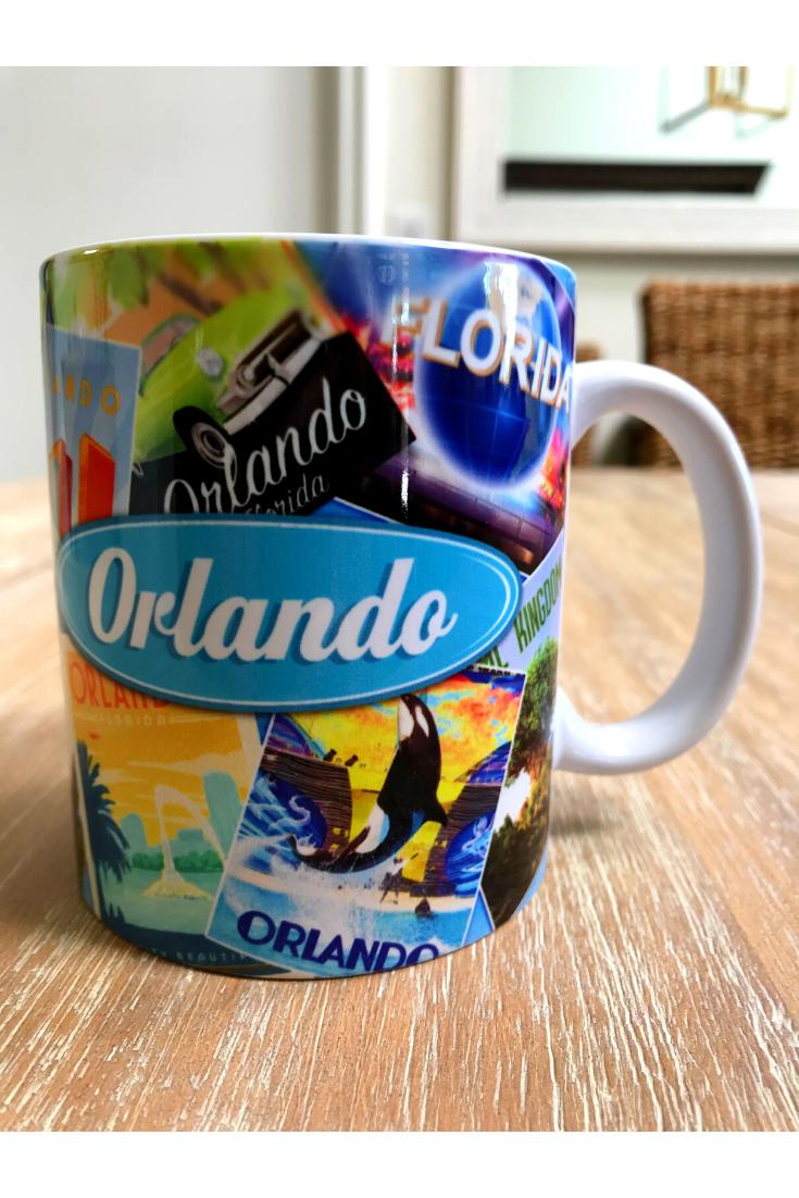 rare vintage orlando florida aesthetic universal pcf souvenirs coffee mug a beautiful orlando coffee mug best picture for south f in 2020 mugs orlando coffee mugs pinterest