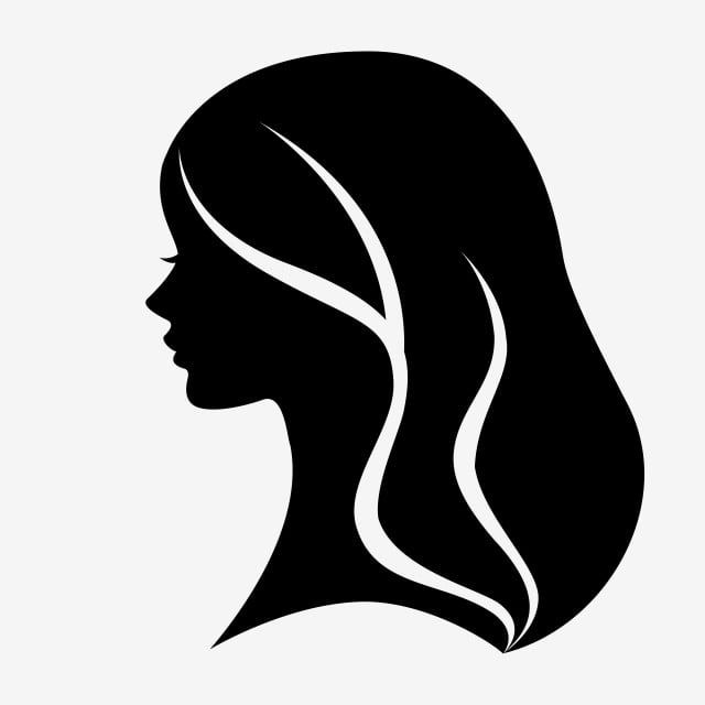 Woman Long Hair Sihouette Woman Clipart Woman Icons Hair Icons Png Transparent Clipart Image And Psd File For Free Download In 2021 Hair Clipart Long Hair Women Black Hair Long Hair