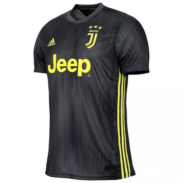 new product e00be 4b520 Juventus Third Jersey 2018/2019: New 3rd Jersey - Juventus ...
